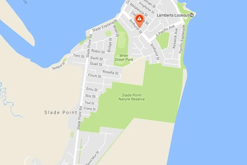 RESIDENTS in Slade Point, Mackay Harbour and Torquay are currently without power
