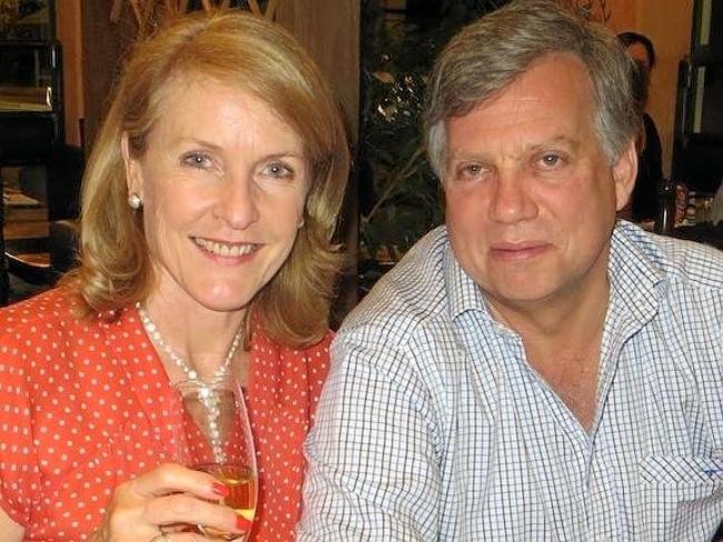 Buderim couple Martin and Teresa van Breda.