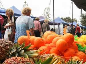 Tweed markets on public exhibit