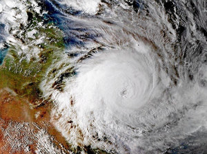 Cyclone Debbie: Danger following storm