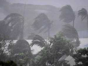 Coast woman's family home battered by Cyclone Debbie