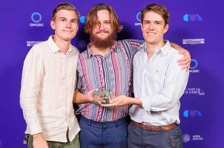 Good Boy won the Rock Award at the 2017 Queensland Music Awards.
