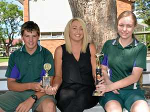 Recognising Lockyer District High School's Silva lining