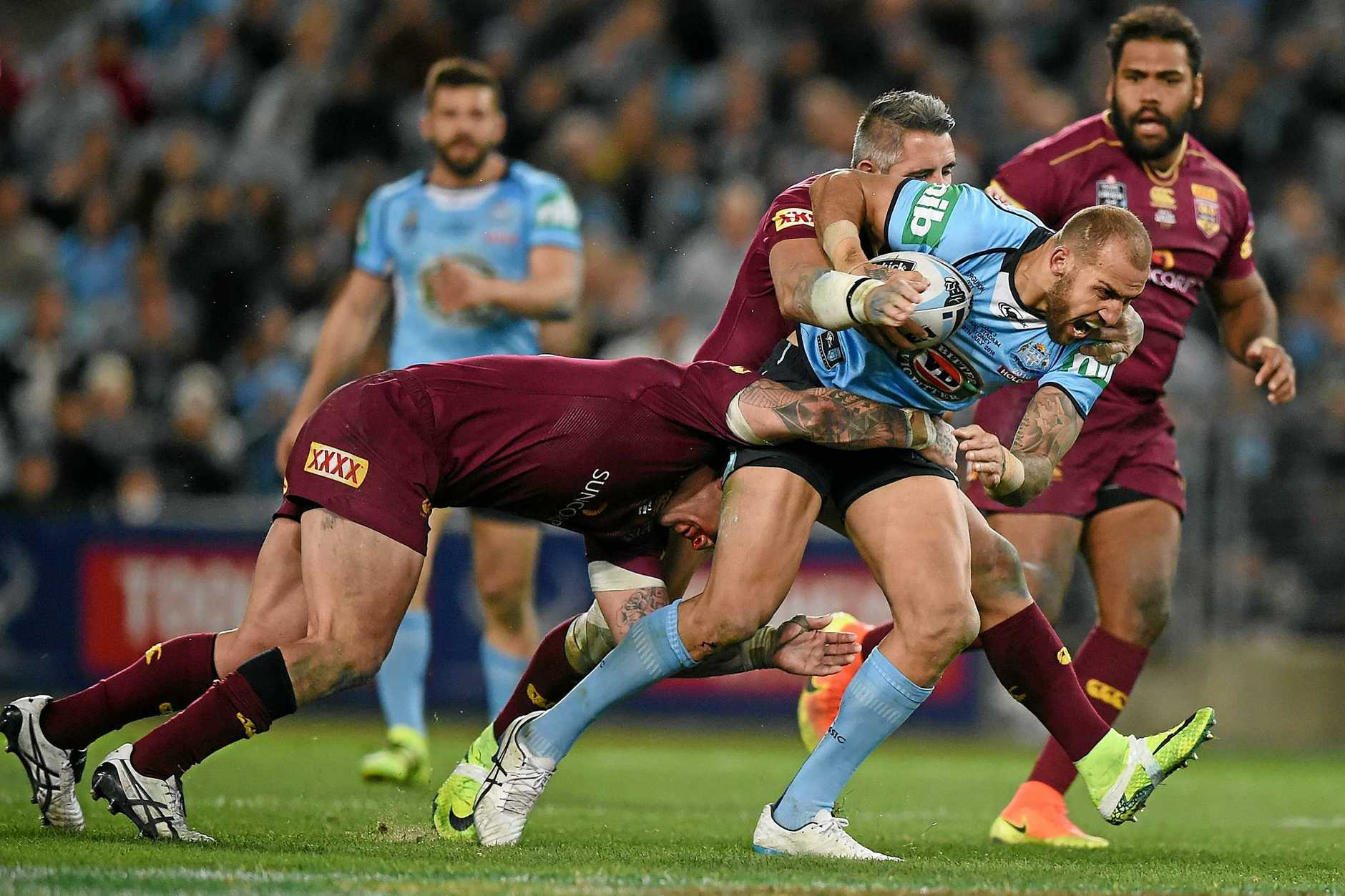 QUEENSLANDER: The Maroons Festival will celebrate the achievements of our Rugby League side.