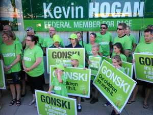 Schools march on Coffs demanding Gonski funds