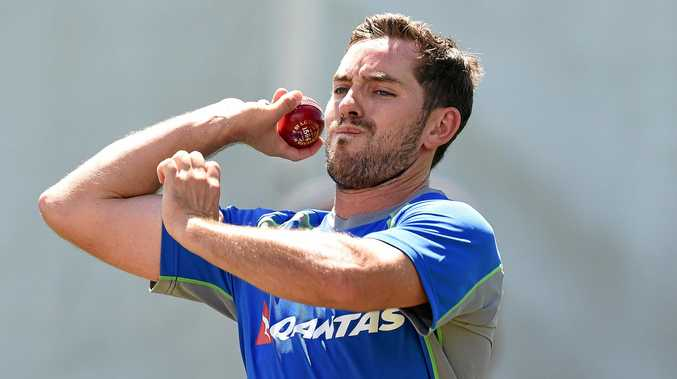 Chadd Sayers took his fifth five-wicket haul of the season against Victoria.