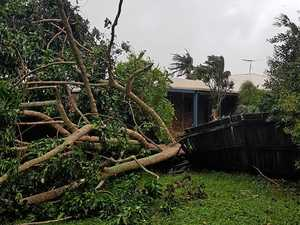 Cyclone Debbie Damage in Mackay Region