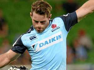 Waratahs star's concussion problems return