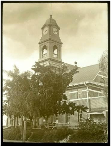 Maryborough City Hall 1935.
