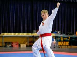 Karate: Gympie Titles