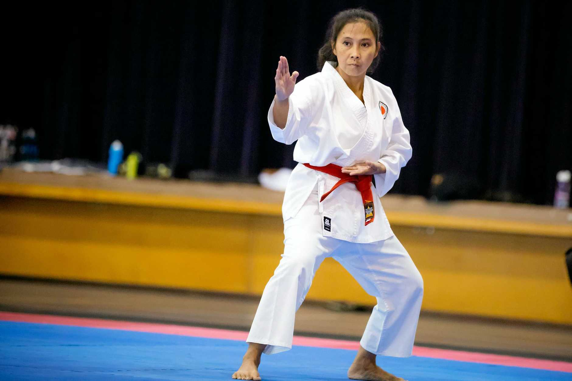 Karate Rose Turner Gympie