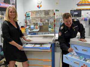 How our firies give back long after traumatic crashes