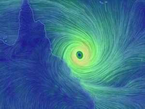 Wake of Cyclone Debbie to bring rain to Toowoomba