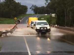 Childers Rd flooding