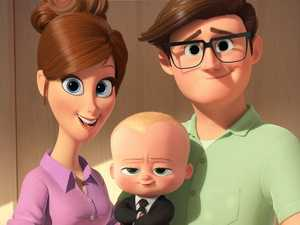 MOVIE REVIEW: Crazy Boss Baby story is a little far-fetched