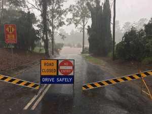 MAJOR FLOOD WARNING: Baffle Creek, Kolan River rising