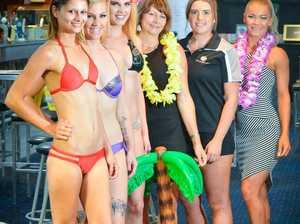 Miss Hawaiian Tropic bikini competition