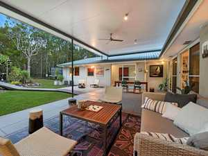 Private oasis in sought-after Weyba Downs