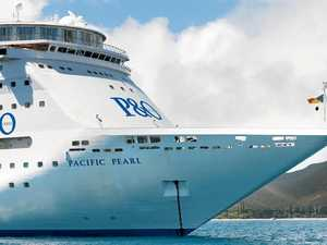 Ex-Cyclone won't stop international cruise ship docking in Gladstone