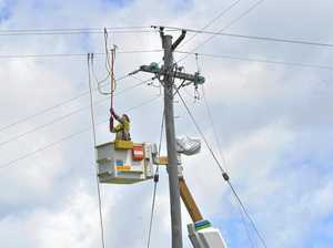 Power outage hits as Tweed prepares for floods