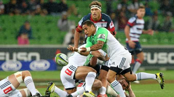 CENTURION: Aaron Smith will play his 100th Super Rugby match for the Highlanders against the Reds on Friday.