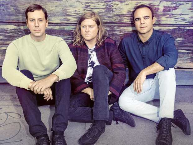 Future Islands is an American synthpop band composed of Gerrit Welmers (keyboards and programming), William Cashion (bass, acoustic and electric guitars), and Samuel T. Herring (lyrics and vocals).