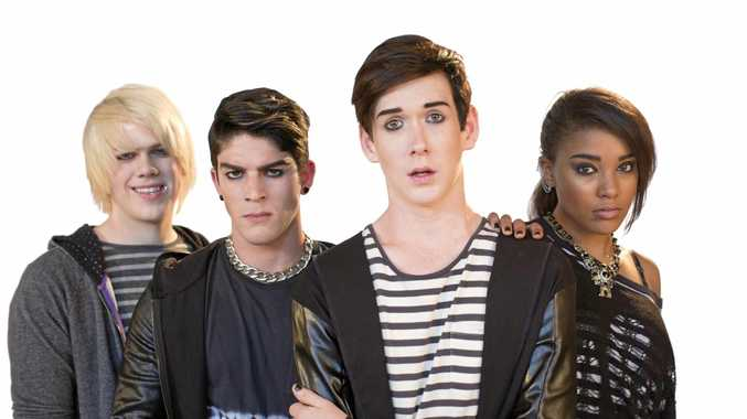 YOUTH WEEK: Emo the Musical will play at the Jetty Theatre on Thursday to celebrate National Youth Week on the Coffs Coast.