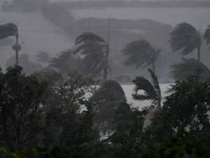 Wild seas for Coast as cyclone looms