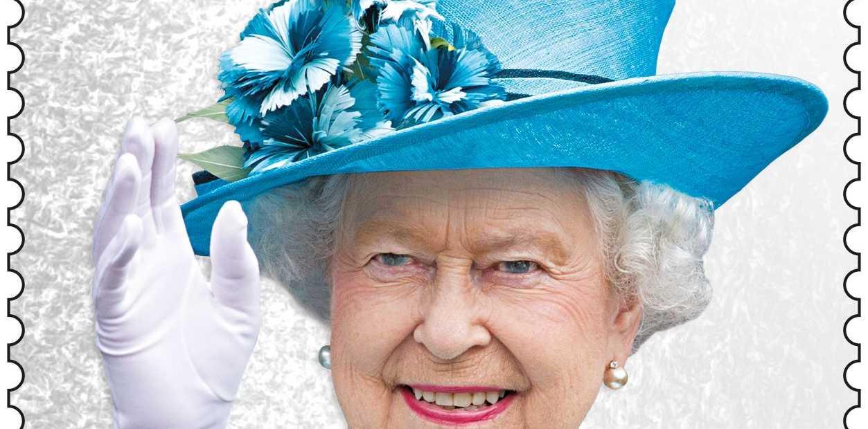 Australia Post's commemorative stamp for the Queen Elizabeth II's 91st birthday on April 21.