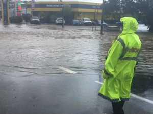 Gladstone floods