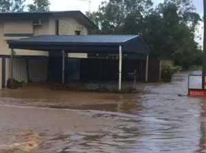 North Rockhampton flooding