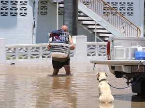 BOM warns Rockhampton will begin to flood in days