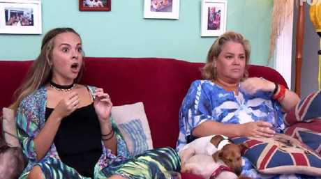 It is very difficult not to make these faces when watching The Real Housewives of Sydney.