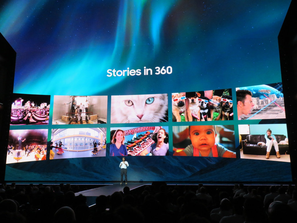 Samsung Galaxy S8 Unpacked Launch in New York March 29, 2017