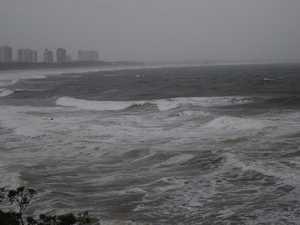 Extreme weather starts to batter Coast