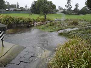 Toowoomba's wet weather