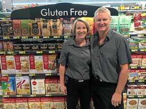 Shoppers go gluten free in Murwillumbah