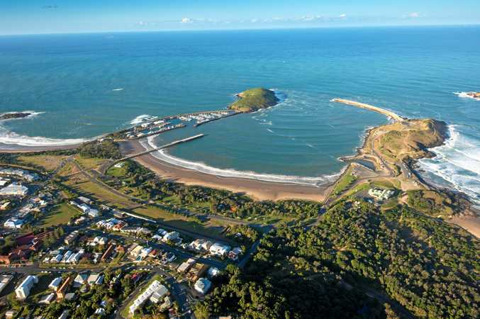 What's Got the Coffs Coast talking? Suggestions there could be private development planned at the Jetty east of the railway.