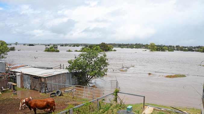 INURANCE WARNING: The region's location put properties at risk of flood and fire damage.