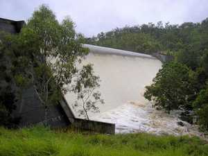 Mt Morgan on No 7 Dam evacuation alert
