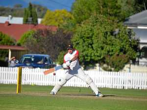 Thrilling final in the Warwick cricket at Slade Park