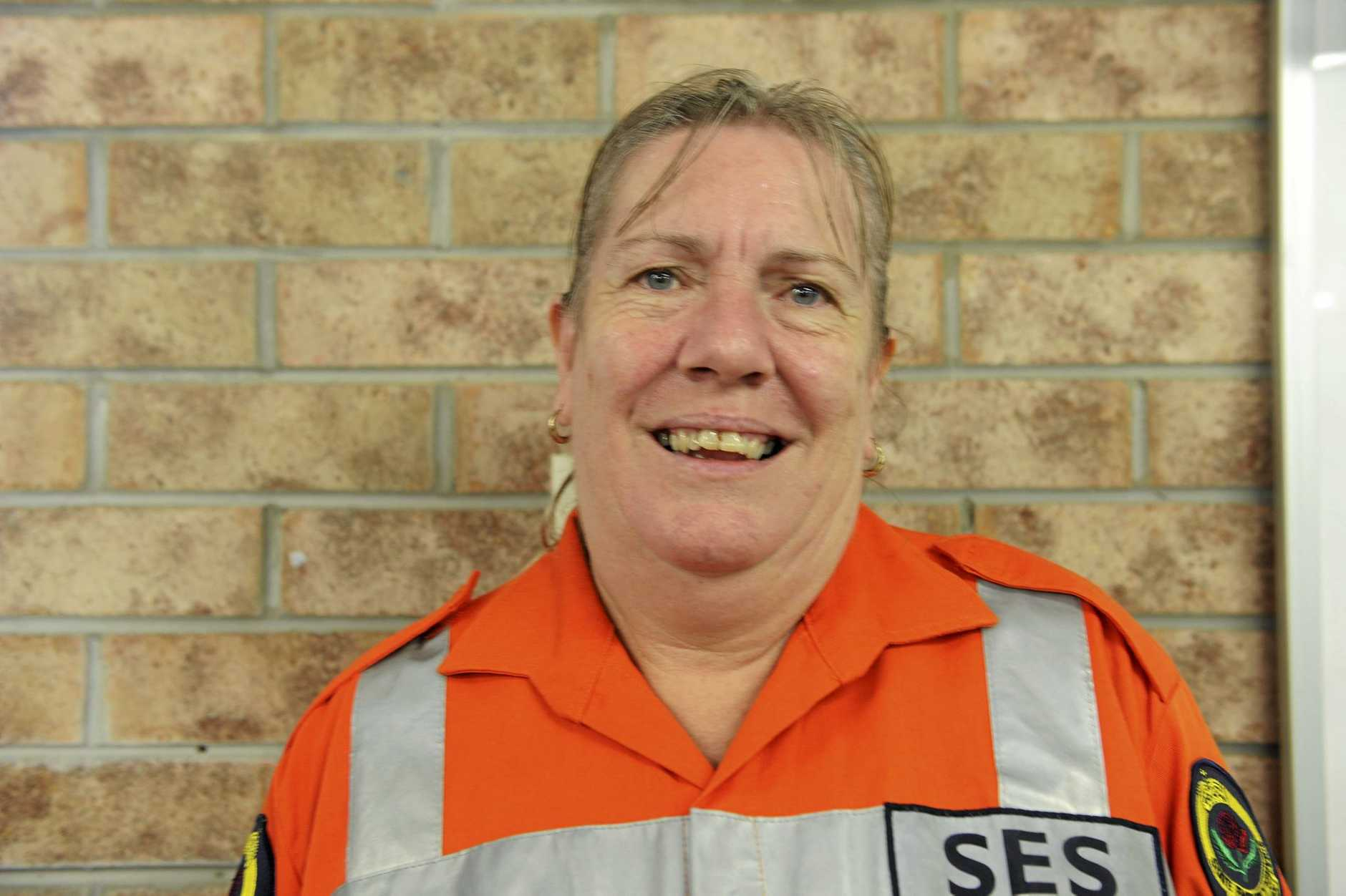 LEANNE COOPER, Yamba: Know your risks, check your neighbours, clean your gutters, drains and yard. Be prepared.