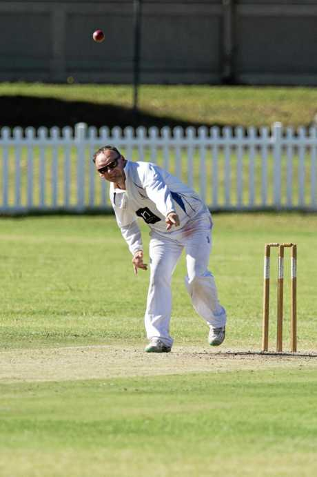Chris Webster's wickets guided Uni to its first finals run in five years.