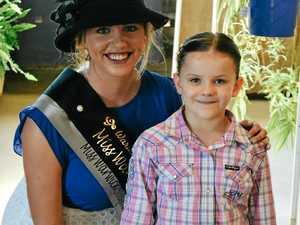 Warwick Showgirl vies for region's crown