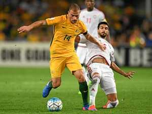 A-League rivals interested in Socceroos star