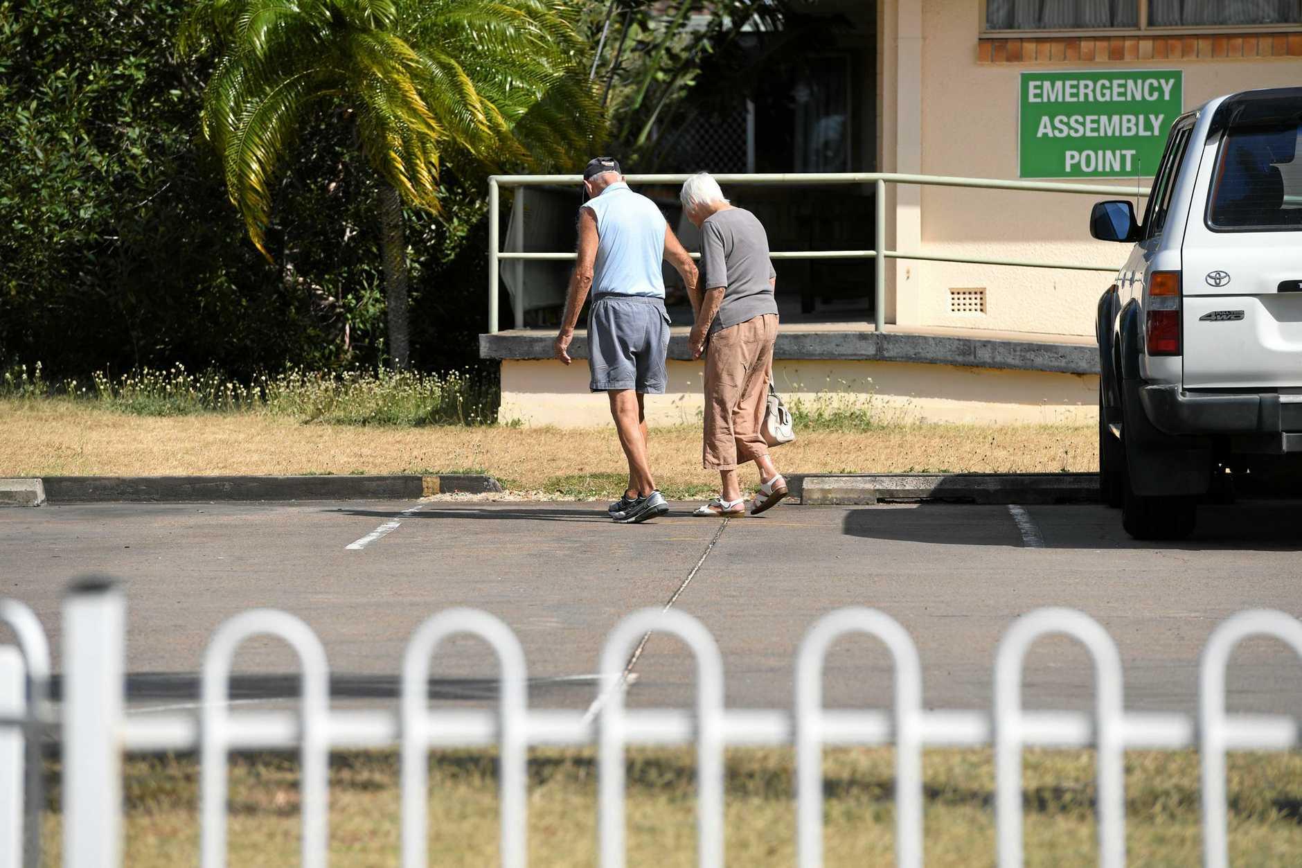 TriCare Bundaberg Aged Care Residence.
