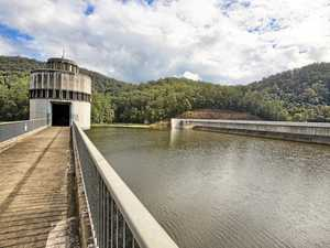 Clarrie Hall Dam set to impact 15 homes