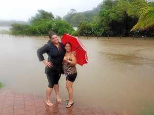 Tumbulgum residents flooded in