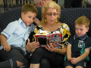 Grandparents join school family
