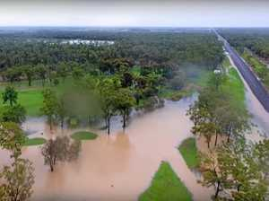 Flooded in: Four CQ towns isolated after Debbie ripped through